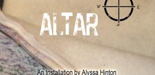 fiber art installations