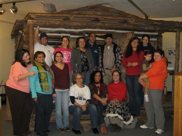 """Awakening: Out of the Darkness"" Sew In Crew, February 23rd, 2013"