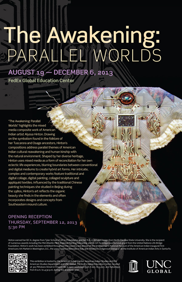 UNCGlobal Awakening Poster_590Pix