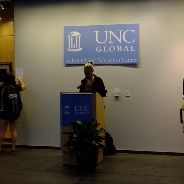 UNC FedEx Global Lecture