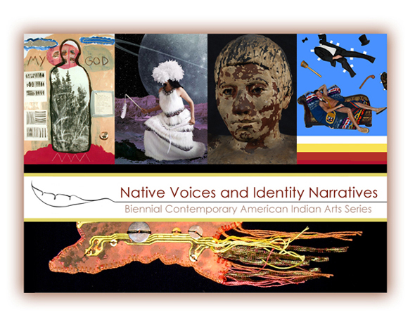 Native Voices and Identity Narratives Card