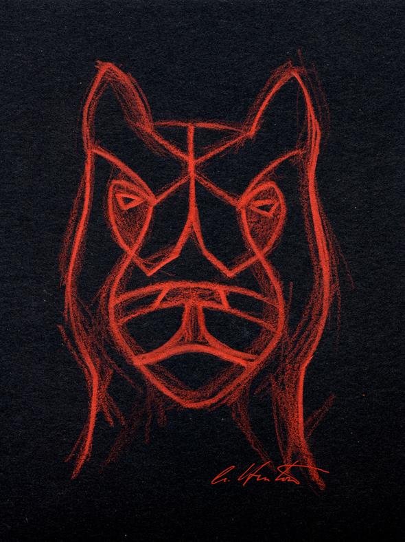 Panther Jaguar Series Sketch
