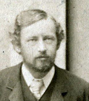 Great Grandfather, Charles Hinton