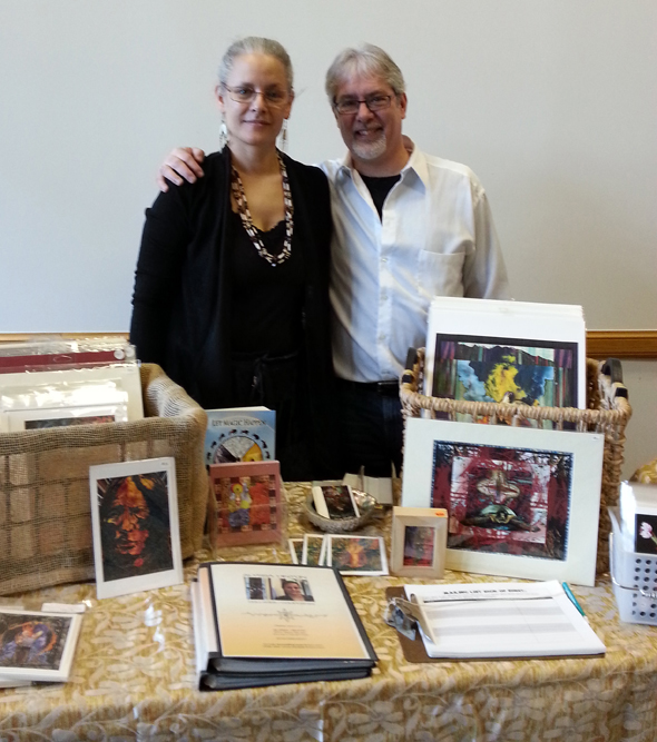 Alyssa Hinton & Rhine Director, John Kruth