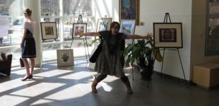 Art Collector Aerin Benevides Protecting Alyssa's Art