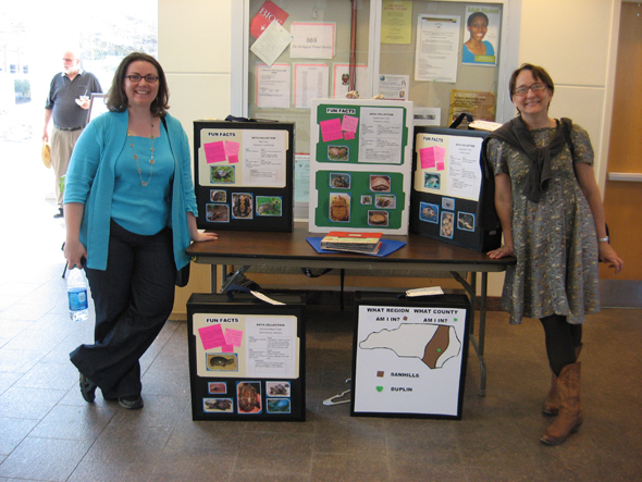 UNCG-Undergrad-Ecology-Projects