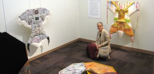 Alyssa Hinton, Indigenous Iconic Earth Altar
