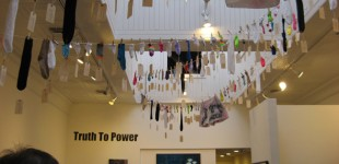 TRUTH TO POWER 2 at Pleiades Gallery