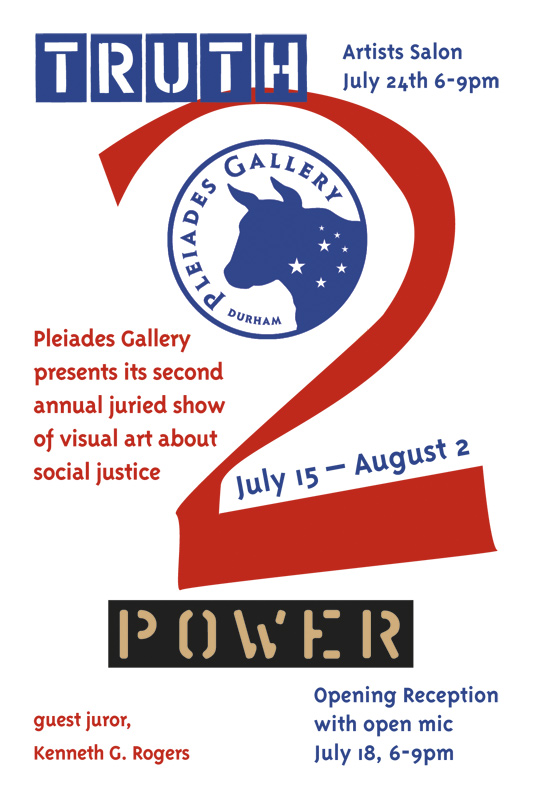 TRUTH TO POWER 2 Pleiades Gallery