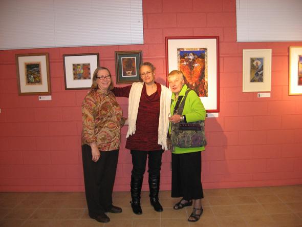 Kay Barrow, Alyssa Hinton, Biruta Erdmann