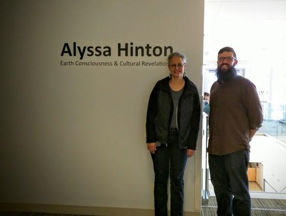 Alyssa Hinton & Doug Sink, CSU, LSC Arts, Duhesa Gallery